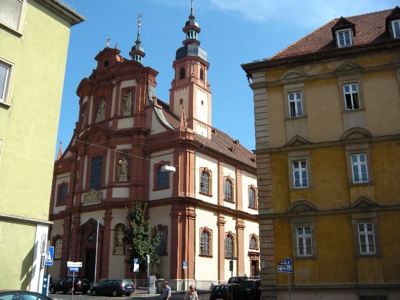 Kino Kirche Würzburg