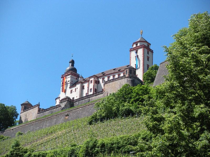 Würzburg - UNESCO Welterbe in Weinfranken